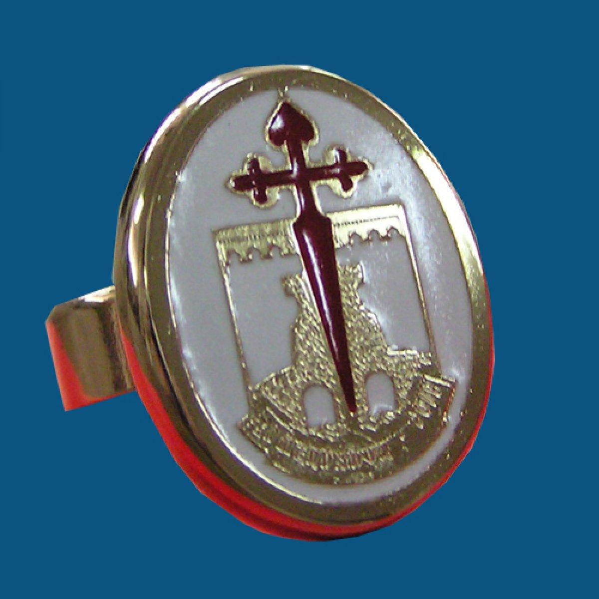 Anillo Emblema
