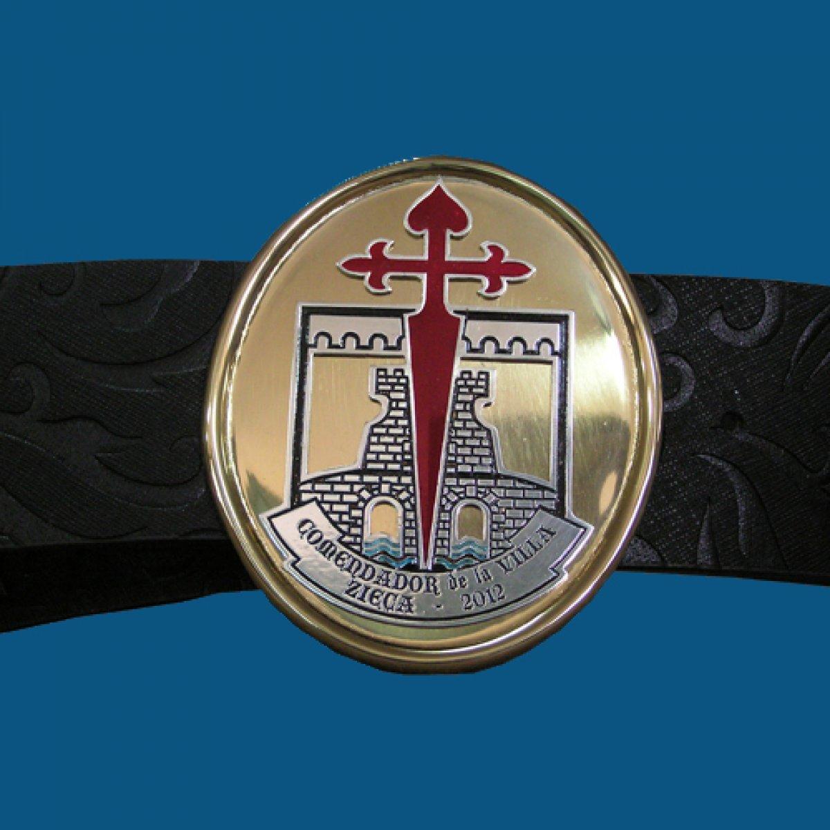 Cinturón Emblema