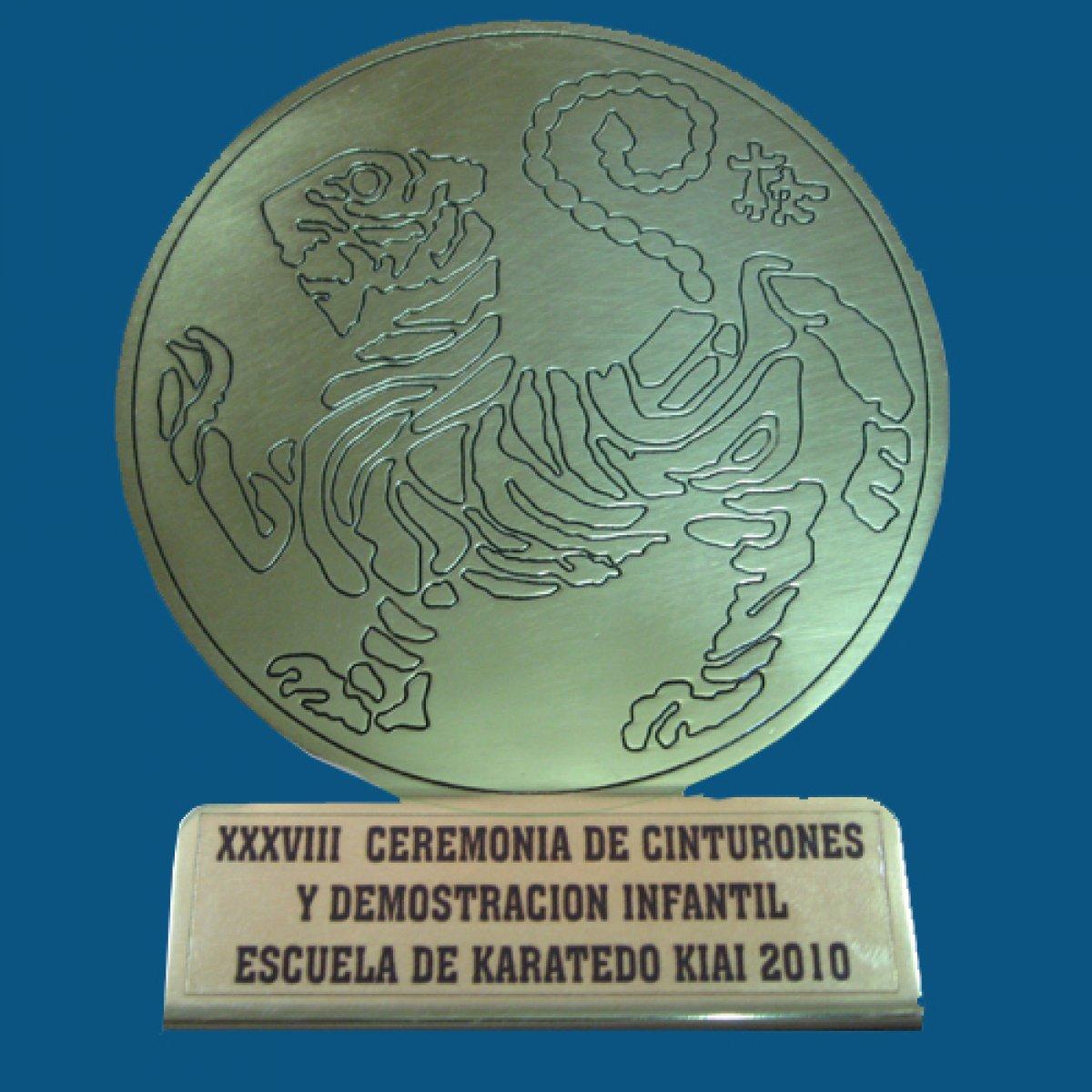 Emblema Karate