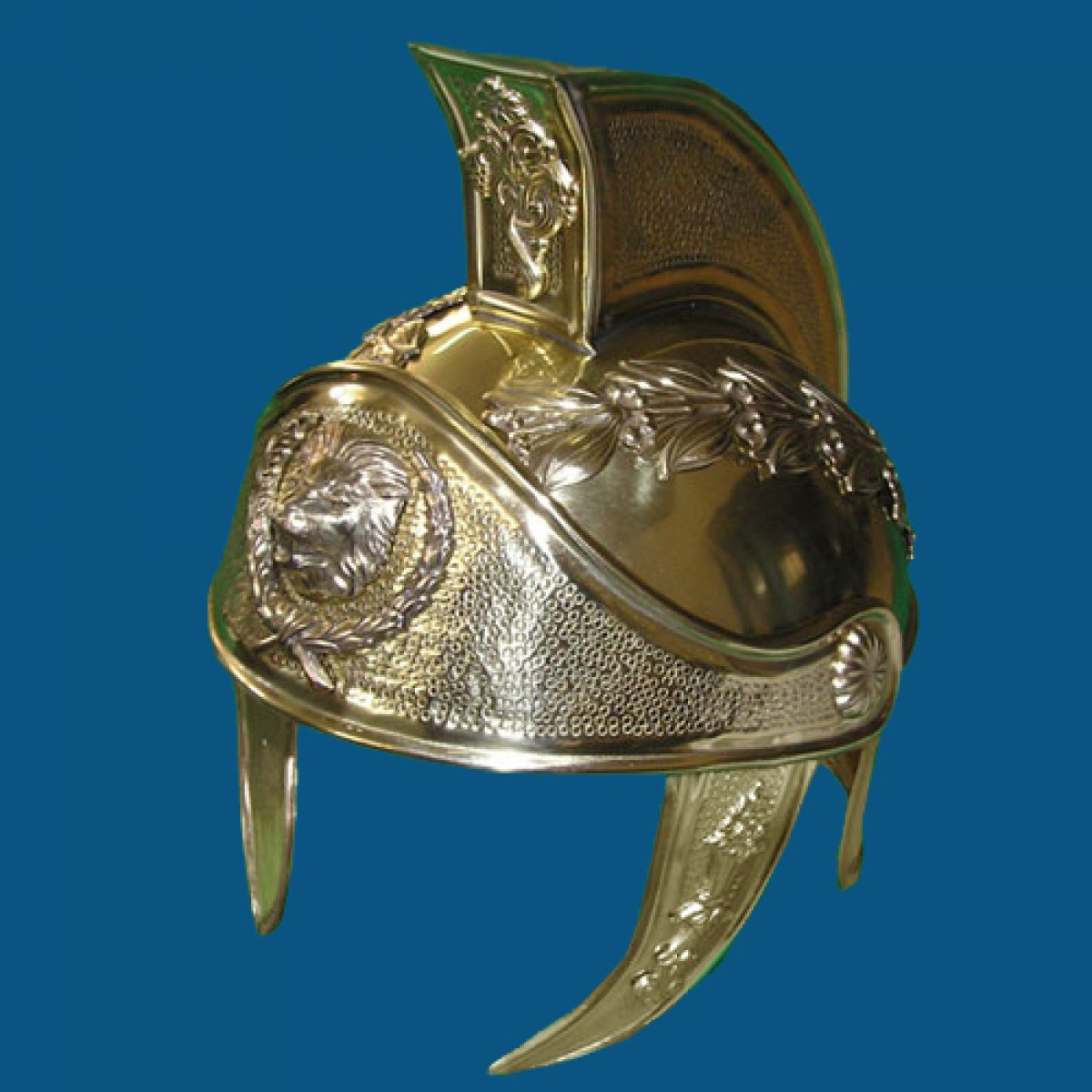 Casco Oro 3