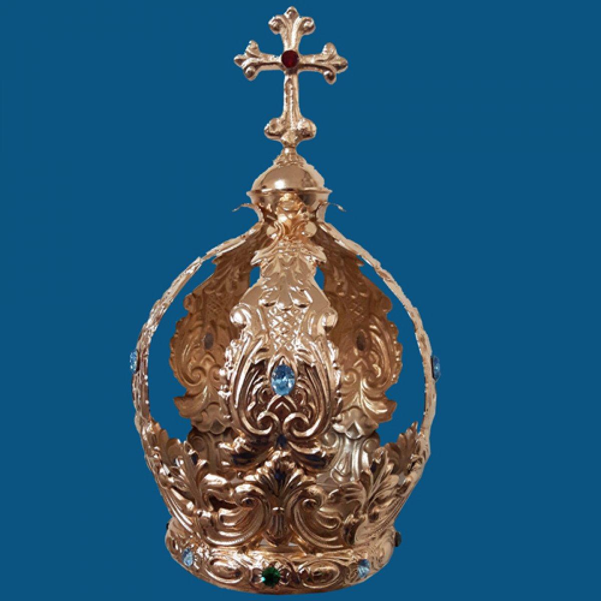 Corona Virgen Pequeña